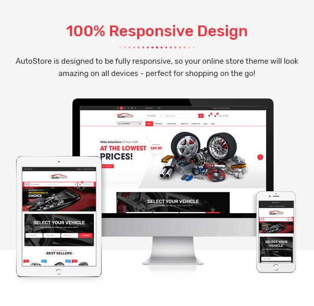 AutoStore - Responsive PrestaShop 1.7 Autopart Theme - 2