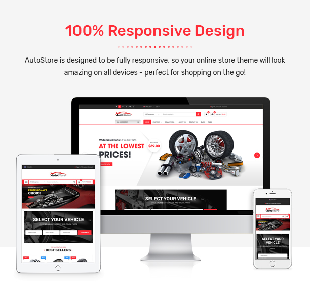 AutoStore - Auto Parts and Equipments Magento 2 Theme with Ajax Attributes Search Module - 9