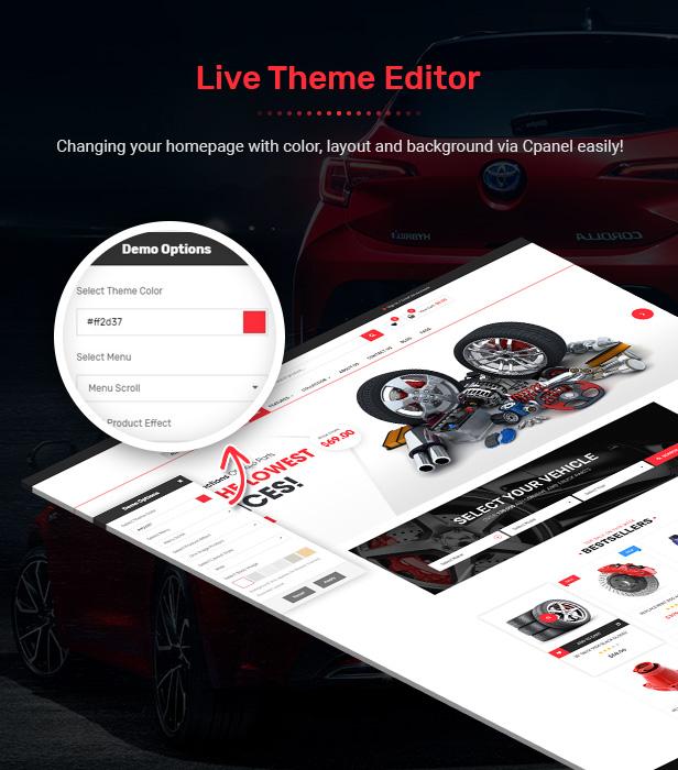 AutoStore - Responsive PrestaShop 1.7 Autopart Theme - 11