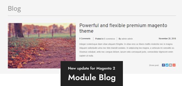 Black&White - Responsive Magento 2.2.x  Theme - 2