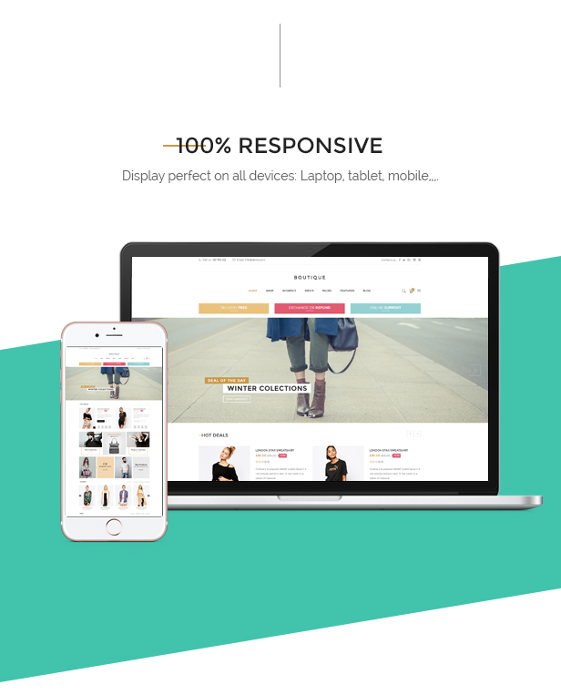 Boutique - Kute Responsive Prestashop 1.6 & 1.7 Theme - 7