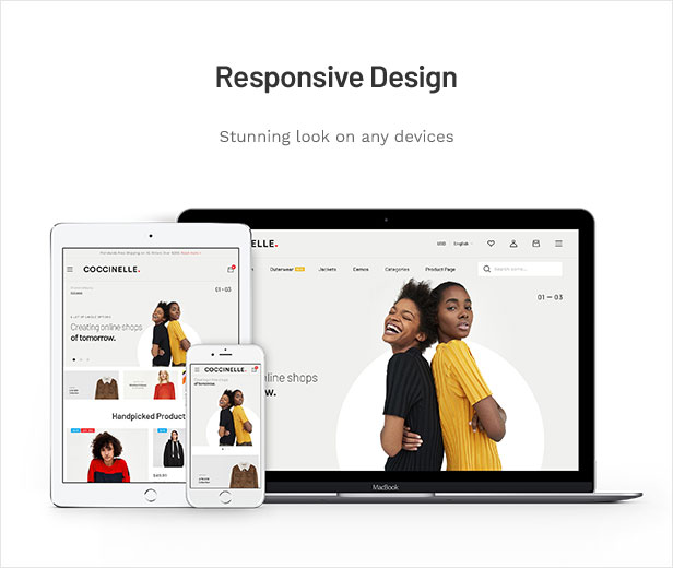 Coccinelle - Multi-Purpose Responsive Magento 2 and Magento 1 Theme - 14