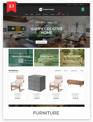 furniture magento theme 2.2