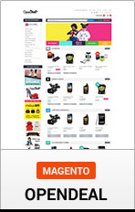 Magento opendeal