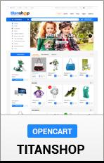 OpenCart TitanShop