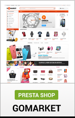 PrestaShop GoMarket