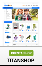 PrestaShop TitanShop