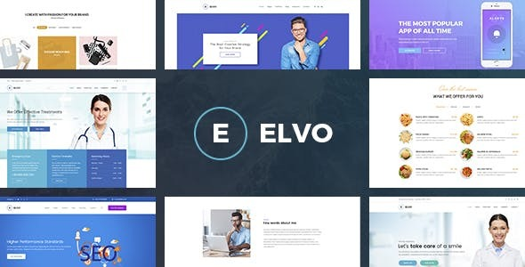 Download ELVO – Business Multipurpose Joomla Template