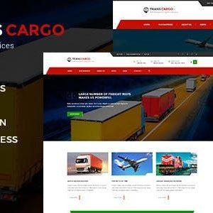 Download TransCargo - Transport & Logistics Joomla Template
