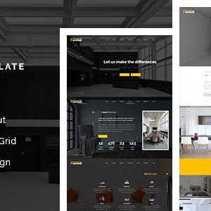 Download Funimal - Premium Furniture/Interior Joomla Template