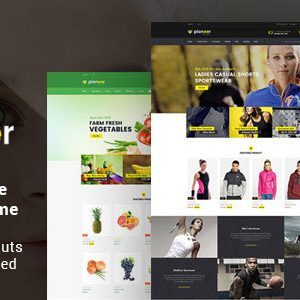 Download Pioneer - Multipurpose Responsive Magento2 Theme | Fashion Sportswear Food & Jewellery