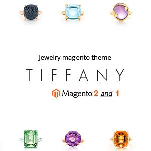 Download Tiffany - Jewelry Magento 2 Theme