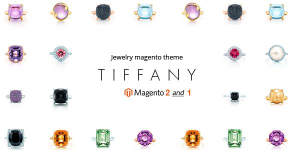 Download Tiffany - Jewelry Magento 2 Theme