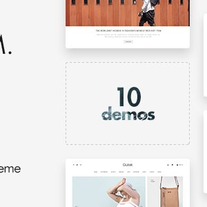 Download Glam - Multi-Purpose Responsive Magento 2 Theme