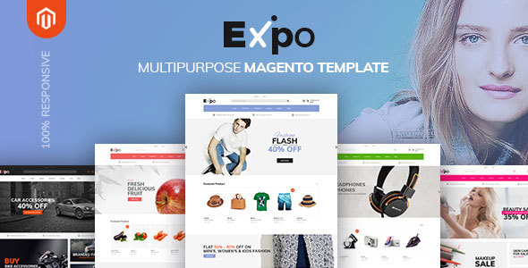 Download Expo - Multipurpose Responsive Magento2 Theme | Fashion Electronics Auto Cosmetic & Food