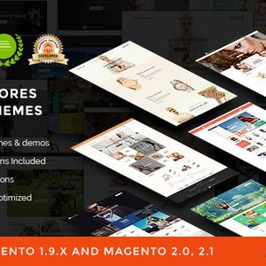 Download Everything | Multipurpose Responsive Magento Themes Bundle