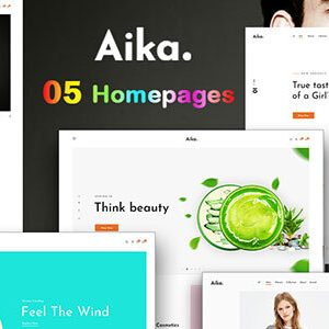 Download Leo Aika - Trending Fashion Prestashop Theme for Cosmetic | Clothing