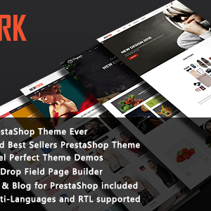 Download NewYork - Advanced Multipurpose Page Builder PrestaShop 1.7 & 1.6 Theme