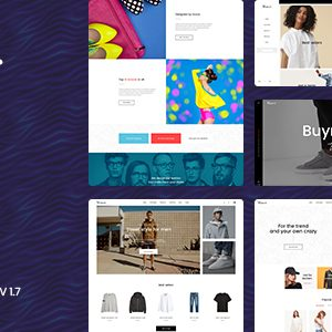 Download Manor Fashion  Prestashop 1.7.5.x Theme for Fashion | Clothing| Bags | Shoes | Accessories