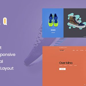 Download At Elaq Responsive Prestashop Theme for Shoes | Sport | Fashion | Mutistore