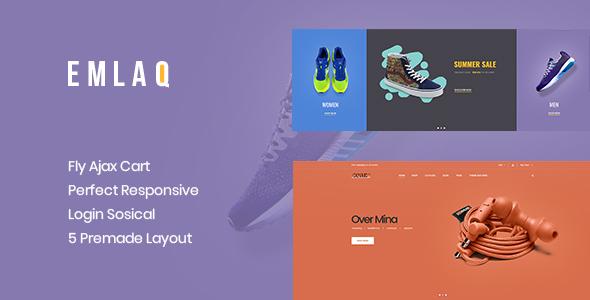 Download At Elaq Responsive Prestashop Theme for Shoes   Sport   Fashion   Mutistore
