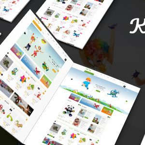Download Kids Toys - Kids & Babies Toys Shop PrestaShop 1.7 Theme