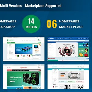 Download Digimart | Multi Vendors - Marketplace PrestaShop 1.7 Theme (  Compatible JA Marketplace )