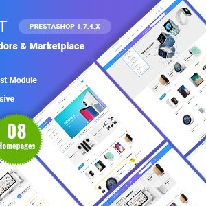 Download Savemart | Multi-Vendor & Marketplace Prestashop 1.7 Theme ( Compatible JA Marketplace )