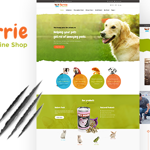 Download Furrie | Online Pet Shop Shopify Theme