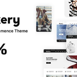 Download Blackery - Multipurpose Responsive Shopify Theme