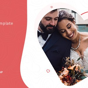 Download Foxewedding - Html Couple Template