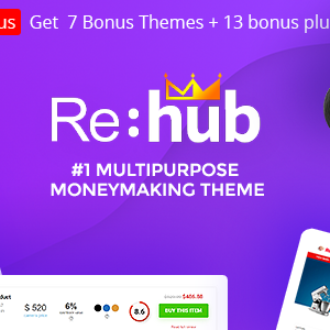 Download REHub - Price Comparison