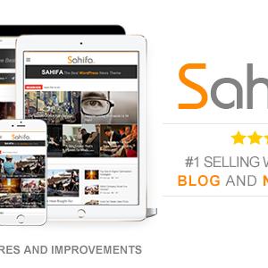 Download Sahifa - Responsive WordPress News / Magazine / Blog Theme