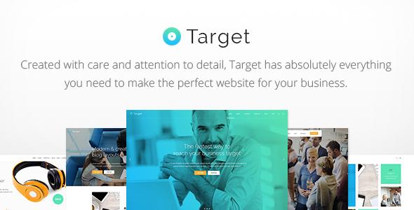 Download Target - Business WordPress Theme