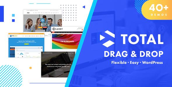 Download Total - Responsive Multi-Purpose WordPress Theme