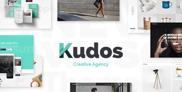 Download Kudos - Marketing Agency Theme