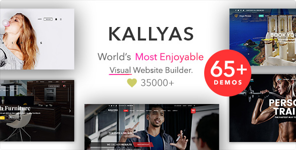 Download KALLYAS - Creative eCommerce Multi-Purpose WordPress Theme