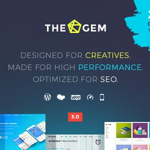 Download TheGem - Creative Multi-Purpose High-Performance WordPress Theme