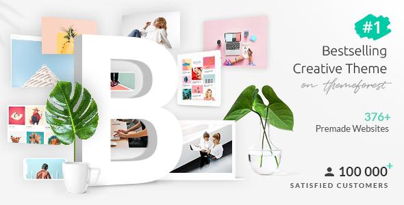 Download Bridge - Creative Multipurpose WordPress Theme