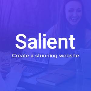 Download Salient - Responsive Multi-Purpose Theme