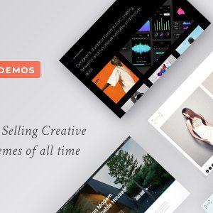 Download Oshine - Multipurpose Creative WordPress Theme
