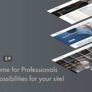 Download Kalium - Creative Theme for Professionals