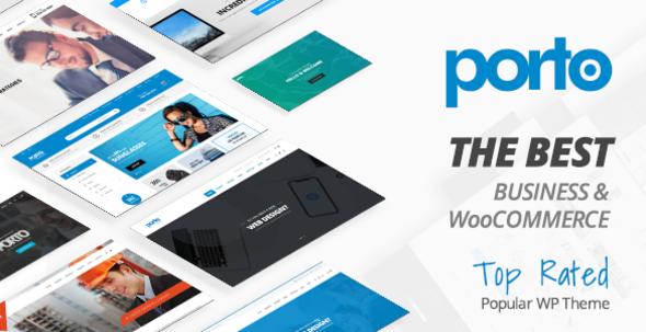 Download Porto | Multipurpose & WooCommerce Theme