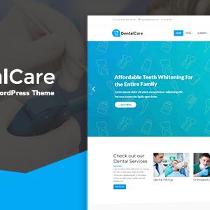 Download Dental Care - Dentist & Medical WordPress Theme
