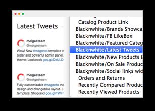 Black&White - Responsive Magento 2.2.x  Theme - 22