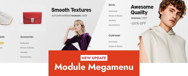 Versatile - Multi-Purpose Responsive Magento 2 and Magento 1 Theme - 1