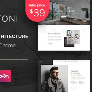 Download Stoni - Architecture Agency WordPress Theme