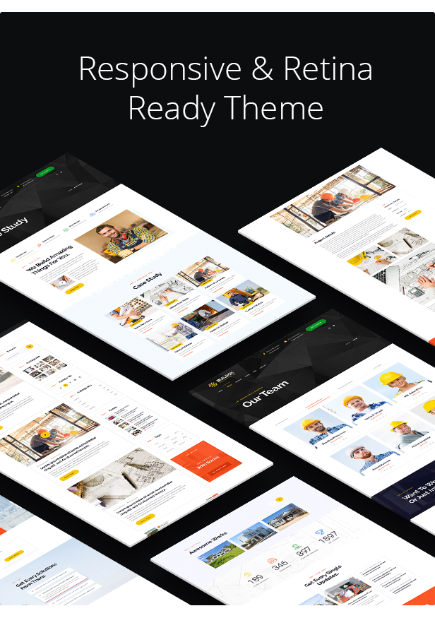 Buildox - Construction and Building WordPress Theme - 2