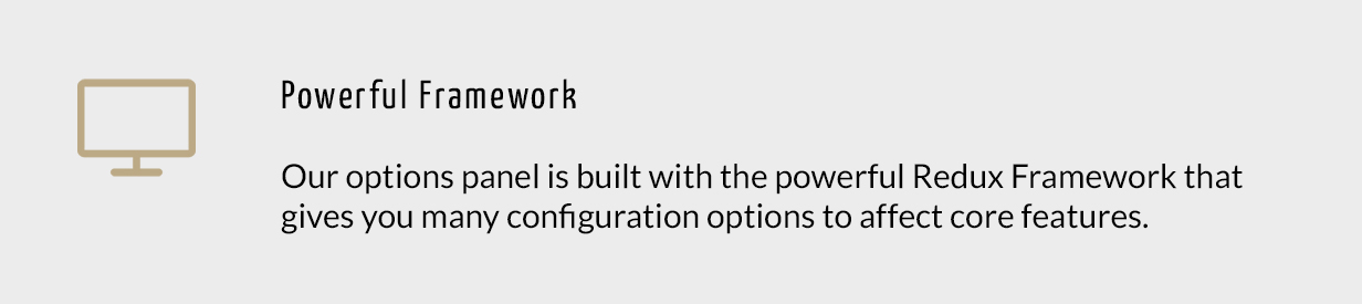 Powerful Framework