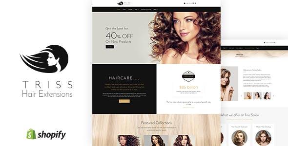 Beauty Salon Shopify